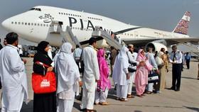 Máy bay chở khách của hãng Pakistan International Airlines.