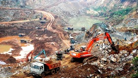 The preferential investment policy in minerals helped KSS grow in scale.