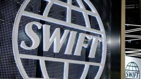 SWIFT - thiết chế chịu ảnh hưởng lớn của Mỹ. Ảnh minh họa. Nguồn: BBC