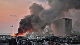 Nổ lớn ở Beirut, 78 người chết, 4.000 nạn nhân bị thương