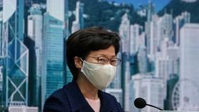Hong Kong chỉ trích việc Mỹ trừng phạt các quan chức đặc khu