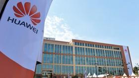 Trung tâm Nghiên cứu và Phát triển Huawei ở Bangalore, Ấn Độ. Ảnh: AFP