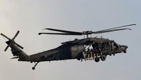 Máy bay trực thăng của Mỹ ở Syria