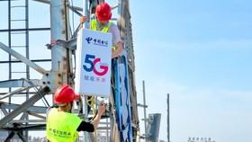Trung Quốc đã đạt khoảng 96% mục tiêu xây dựng trạm 5G trong năm 2020
