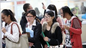 Sinh viên Trung Quốc ngày càng gay gắt trước sự bất bình đẳng