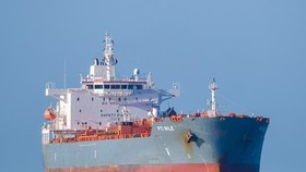 Tàu chở dầu PTI Nile. (Nguồn: fleetmon.com)