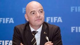 Ngày 26/2/2016, Gianni Infantino được bầu làm chủ tịch mới của FIFA trong Đại hội bất thường FIFA 2016 ở Zürich, Thụy Sĩ.