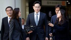 Người thừa kế tập đoàn Samsung, Lee Jae-yong đang là trung tâm của nhiều cuộc chiến pháp lý. Ảnh: Reuters