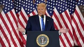 Chiến dịch tranh cử của Tổng thống Trump đang hành động ở Nevada, Wisconsin, Michigan, Pennsylvania và Georgia khi Joe Biden đang dẫn trước trên đường đạt được 270 phiếu đại cử tri mà ông cần để đắc cử tổng thống.