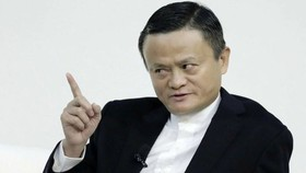 Jack Ma infuriated regulators when he attacked them and the banks © Bloomberg