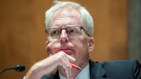 Quyền bộ trưởng quốc phòng Mỹ Christopher Miller - Ảnh: Reuters