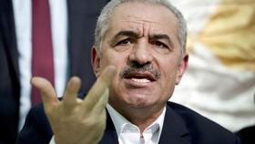 Thủ tướng Palestine Mohammed Shtayyeh. (Nguồn: AP)