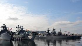 Hạm đội Phương Bắc của Nga.