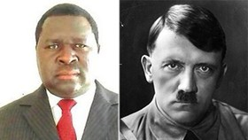 Người tên Adolf Hitler thắng cử ở Namibia