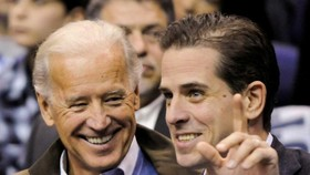 Con trai ông Biden bị điều tra về các giao dịch ở Trung Quốc