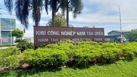 Nam Tan Uyen Industrial Park Joint Stock Company is considered the hottest rising stock on the stock market.