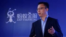 Chủ tịch điều hành Eric Jing của Ant Group. Ảnh: Wall Street Journal