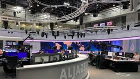Kênh tiếng Anh Al Jazeera. Ảnh: Al Jazeera Media Network