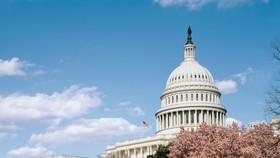 Tòa nhà Quốc hội Mỹ tại Washington.
