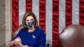 Bà Pelosi: Quốc hội Mỹ sẽ họp 'ngay tối nay' bất chấp bạo loạn