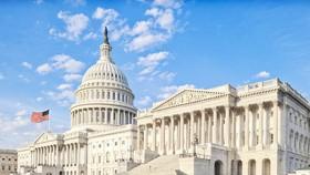 Trụ sở Quốc hội Mỹ ở Washington D.C. Ảnh: AP