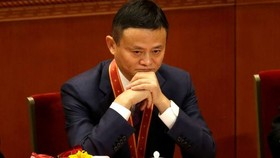 Jack Ma, one of China's richest people, has not been seen in public since he made a speech criticising the country's state-owned banks and financial regulators in October © AP