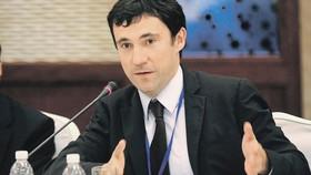 Mathieu Duchâtel giám đốc chương trình Châu Á tại Institut Montaigne. Ảnh: Les Echos