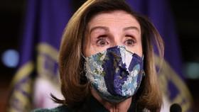 Chủ tịch Hạ viện Mỹ Nancy Pelosi. Ảnh: D.C.Chip Somodevilla / Getty Images