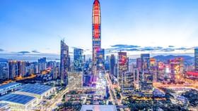 Thành phố Thâm Quyến còn được mệnh danh là Thung lũng Silicon của Trung Quốc Ảnh: Shutterstock