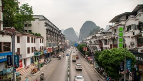 Dương Châu, Trung Quốc. Ảnh: Lian Rodriguez