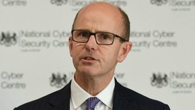 Jeremy Fleming, director of UK signals intelligence agency GCHQ, will warn that without action key technologies will not be controlled by the west © Stefan Rousseau/PA