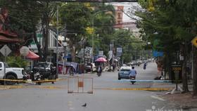 Lào có nhiều ca Covid-19 mới, Campuchia siết chặt biên giới