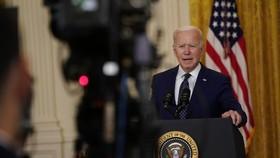Tổng thống Mỹ Joe Biden