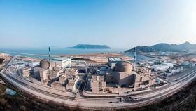 EDF cho biết họ đã được 'thông báo về sự gia tăng nồng độ của một số khí quý' trong lò phản ứng đầu tiên tại Nhà máy điện hạt nhân Taishan © ZWX