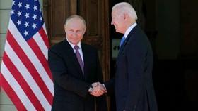 Cuộc gặp giữa hai lãnh đạo Nga-Mỹ diễn ra trong bầu không khí vui vẻ, tích cực trái với dự đoán trước đó