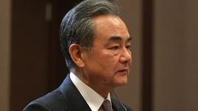 Bộ trưởng Ngoại giao TQ Vương Nghị.