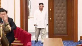 Người dân Triều Tiên lo ông Kim Jong-un... sụt cân!