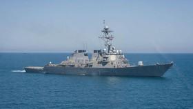 Tiết lộ sốc: Khu trục hạm Mỹ sẵn sàng khai hỏa nếu Nga tấn công tàu chiến Anh