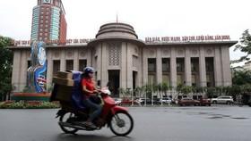 Trụ sở Ngân hàng Nhà nước Việt Nam - Ảnh: WSJ