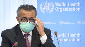 Lãnh đạo WHO cho rằng Nhật Bản đang mang lại sự dũng cảm cho toàn thế giới. Nguồn ảnh: APNews.