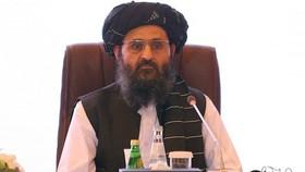 Mullah Abdul Ghani Baradar, người đang dẫn đầu phái đoàn Taliban tới Trung Quốc. Ảnh: AFP.