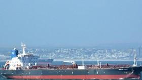 Tàu chở dầu MV Mercer Street. Ảnh: Reuters
