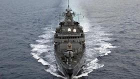 Tàu chiến Đức tới Biển Đông lần đầu tiên sau gần 2 thập kỷ