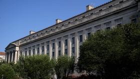 Vào tháng 7, Bộ Tư pháp Mỹ đã công bố bản cáo trạng nêu chi tiết các hoạt động của một nhóm hack Trung Quốc. | STEFANI REYNOLDS / THE NEW YORK TIMES