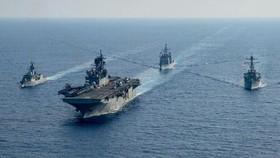 Toan tính của Trung Quốc từ lớp vỏ bọc mang tên luật hàng hải sửa đổi