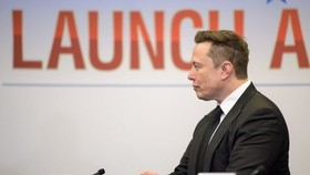 Elon Musk. Credit: Public Domain