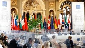 Cuộc họp của các Bộ trưởng Nông nghiệp G20 tại Florence, Italy. (Ảnh: flickr).