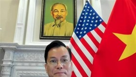 Vietnamese Ambassador to the US Ha Kim Ngoc (Photo: VNA)