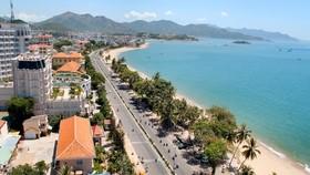 A view of Nha Trang.