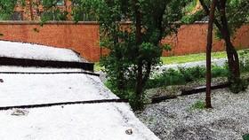 Tuyết rơi mùa hè